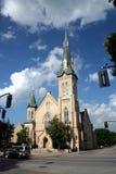 Alte Kirche Lizenzfreie Stockfotografie