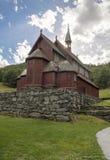 Alte Kirche Lizenzfreies Stockbild