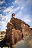 Alte Kirche bei Bodie Lizenzfreie Stockbilder