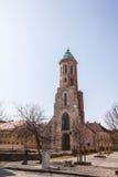 Alte Kirche in Buda Castle Lizenzfreie Stockfotografie