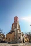 Alte Kirche in Buda Castle Stockbilder
