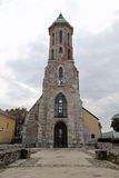 Alte Kirche Budapests Lizenzfreies Stockbild