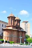 Alte Kirche in Bukarest Stockbilder