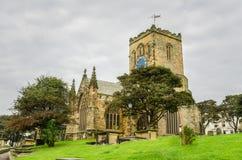 Alte Kirche in England Lizenzfreie Stockbilder