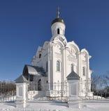 Alte Kirche in Ivanovo Lizenzfreies Stockbild