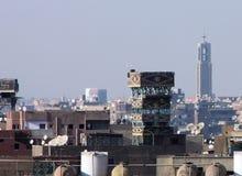 Alte Kirche in Kairo Stockfotografie