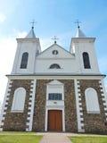 Alte Kirche, Litauen Lizenzfreie Stockfotos