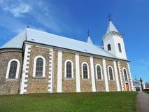 Alte Kirche, Litauen Stockfotos