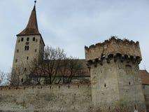 "Alte Kirche in Rumänien-†""Trasylvania 4 Stockfoto"