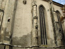 "Alte Kirche in Rumänien-†""Trasylvania 8 Stockbild"