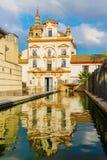 Alte Kirche in Sevilla, Spanien lizenzfreie stockfotografie