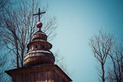 Alte Kirche unserer Dame von Czest Stockbild