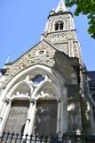 Alte Kirchearchitektur lizenzfreies stockbild