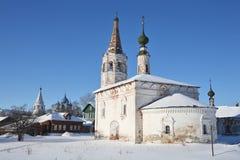 Alte Kirchen stockfoto