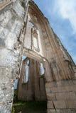 Alte Kirchen- und Abteiruinen im Loire Valley, Frankreich, Lizenzfreies Stockbild