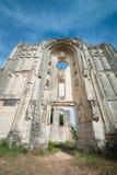 Alte Kirchen- und Abteiruinen im Loire Valley, Frankreich, Stockfotografie