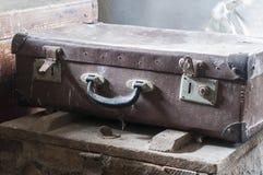 Alte Koffer Lizenzfreie Stockfotografie