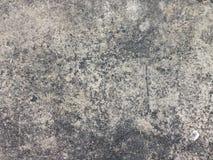 Alte konkrete Bodenbeschaffenheit für Hintergrund Stockfotografie