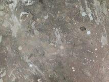 Alte konkrete Bodenbeschaffenheit für Hintergrund Lizenzfreie Stockfotografie