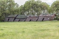 Alte Kornhallen Stockfoto