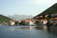 Alte kroatische Stadt Lizenzfreies Stockfoto