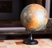 Alte Kugel der Welt Lizenzfreies Stockfoto