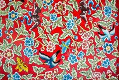 Alte Kunst der Malerei auf Decke Stockfotografie