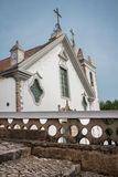 Alte kyrka Arkivfoton