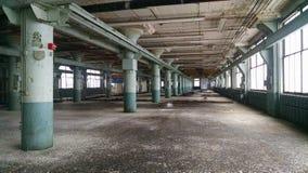 Alte Lagerfabrik Stockbild