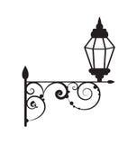 Alte Lampe Lizenzfreie Stockbilder