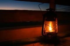 Alte Lampe Lizenzfreies Stockfoto
