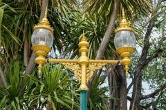 Alte Lampe in der Natur Lizenzfreie Stockfotografie