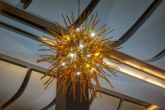 Alte Lampe und Beleuchtung Lizenzfreie Stockfotos