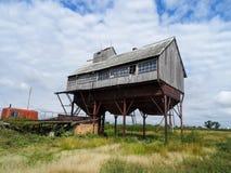 Alte landwirtschaftliche Gebäude Lizenzfreies Stockbild