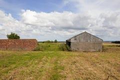 Alte landwirtschaftliche Gebäude Stockfoto