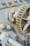 Alte landwirtschaftliche Maschinen Lizenzfreie Stockfotografie