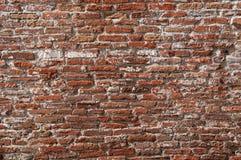 Alte lange schmale Ziegelsteine Stockbild