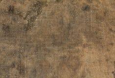 Alte Leinwand für altmodischen Hintergrund Stockfotos
