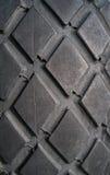Alte LKW-Reifenbeschaffenheit Lizenzfreie Stockbilder