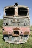 Alte Lokomotive Lizenzfreie Stockfotografie