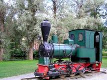 Alte Lokomotive Stockfotografie