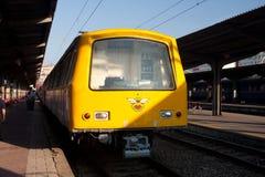 Alte Lokomotive - Bukarest, Rumänien Lizenzfreie Stockfotos
