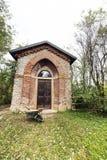 Alte Mühle im Monza-Park Lizenzfreie Stockfotografie