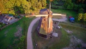 Alte Mühle, Litauen Stockfotos