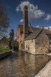 Alte Mühle, niedrigeres Gemetzel Lizenzfreies Stockbild