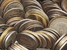 Alte Münzen Lizenzfreie Stockfotos