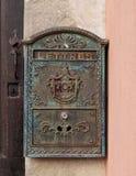 Alte Mailbox Stockfotografie