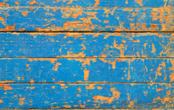 Alte Markierungen in der Turnhalle Lizenzfreies Stockbild