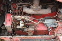 Alte Maschine. Lizenzfreies Stockbild