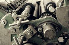 Alte Maschine Stockbilder